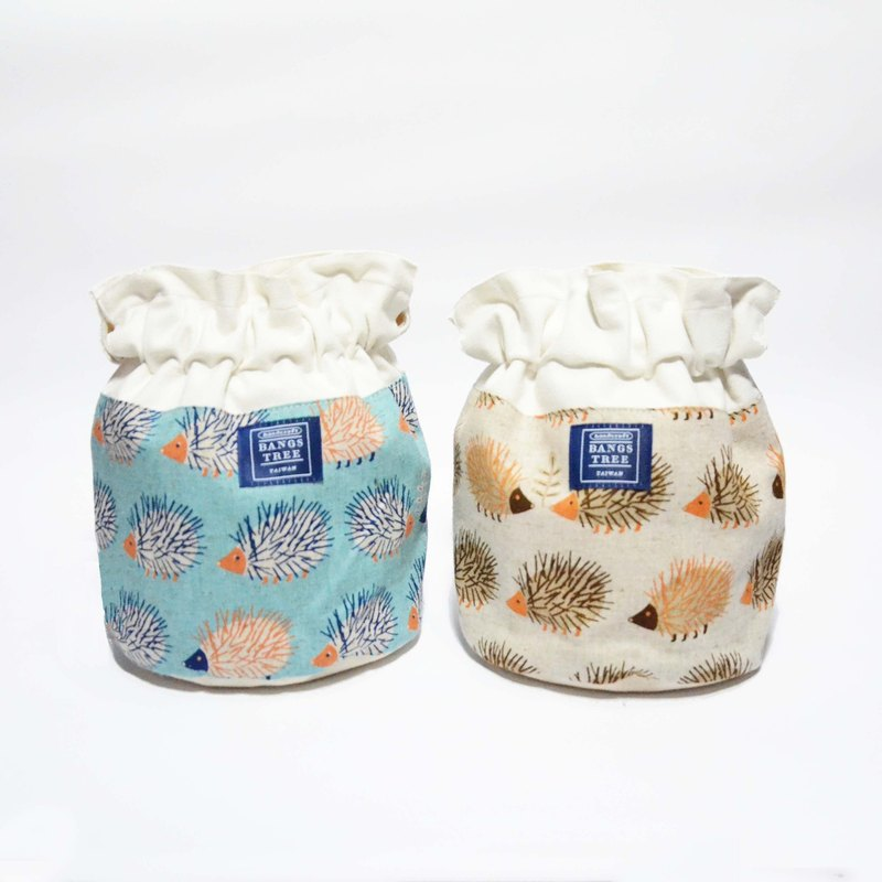 :: :: Bangs tree dorsal bucket bag _ hedgehog (the shelf)