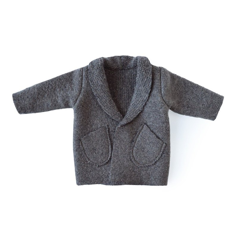 PK bears | PK Bear hair coat gray