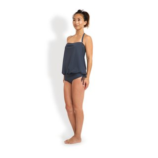 GRACE: Blouson Sculpture Swimwear
