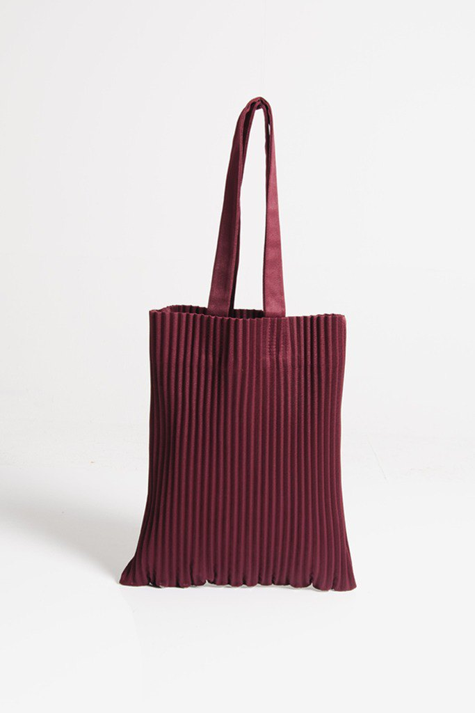 NEW! aPulp Tote bag in Oxblood