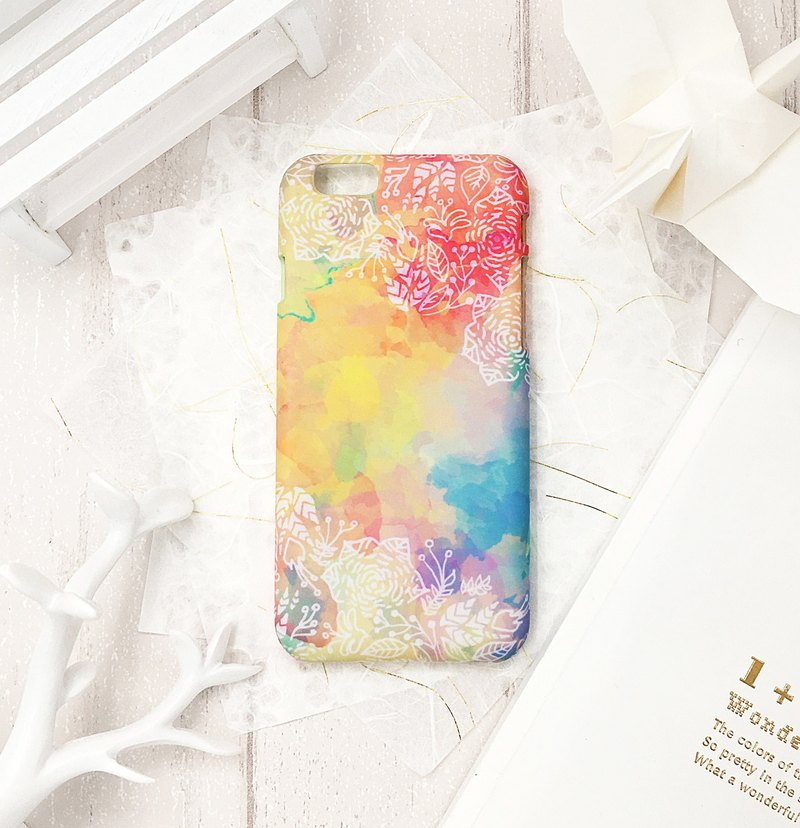 彩园蔷-iPhone/Android Samsung, OPPO, HTC, Sony original phone case / protective cover