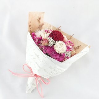 Elegant dry small bouquet / gift box / Valentine's Day gift / bouquet / wedding small things