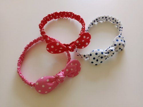 <Discount group> baby hair band baby headdress hair circle