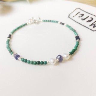 MH Pure Silver Natural Stone Series_ 森. sea.