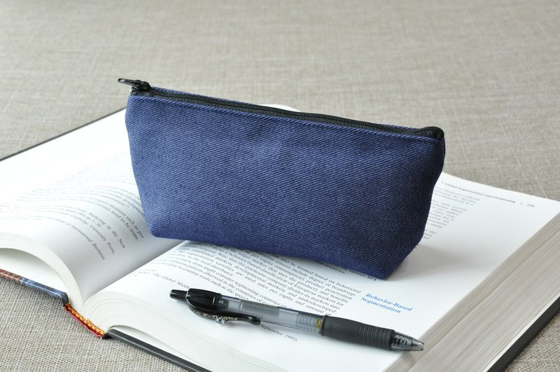 ENDURE/2019 / dark blue Daning plain limited edition pencil case