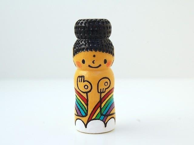 Amitabha customers * Kokeshi * [11]