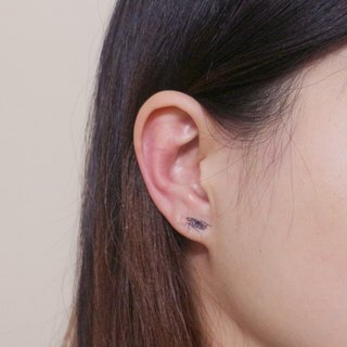 !! Xiaoqiang (jump) [pseudo] earrings / earrings