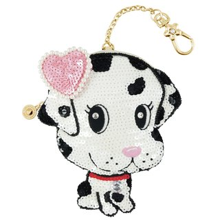 Cute Dalmatian Coin Bag