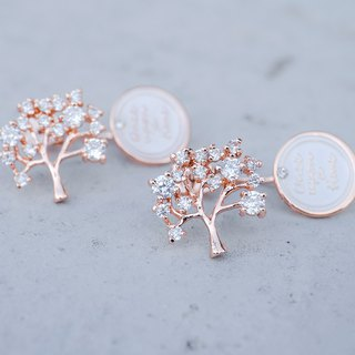 Crystallization - tree of life < once upon a time*earrings >