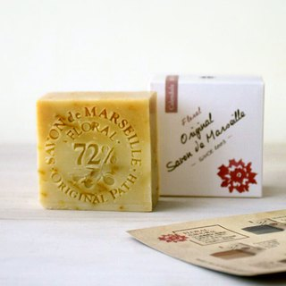 金盏花花植马赛 soap│72% pure olive oil handmade cold wash bath soap │ nest footpath