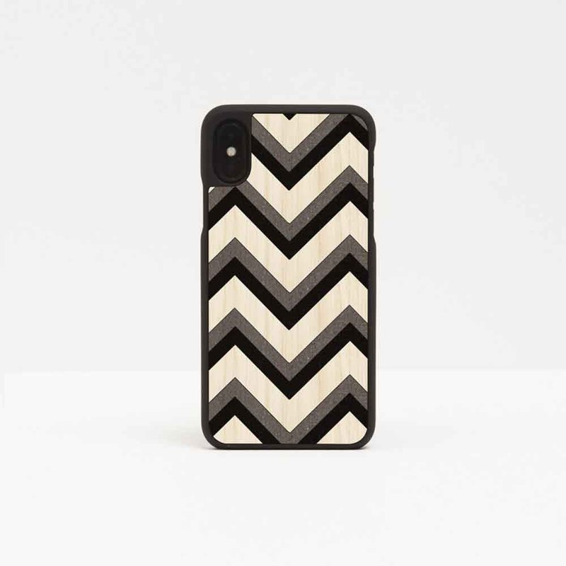 [Pre-order] log phone case / zigzag-iPhone/Huawei