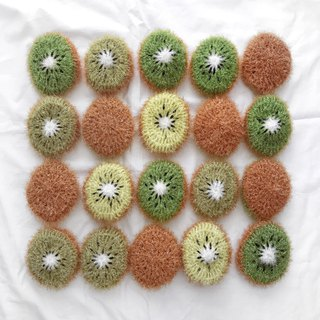 Handmade melon cloth - kiwi three brothers