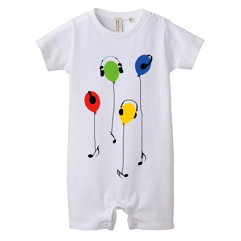 [Rompers] Music Balloon