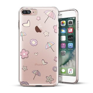 AppleWork iPhone 6 / 6S / 7/8 Plus original design case - umbrella CHIP-068