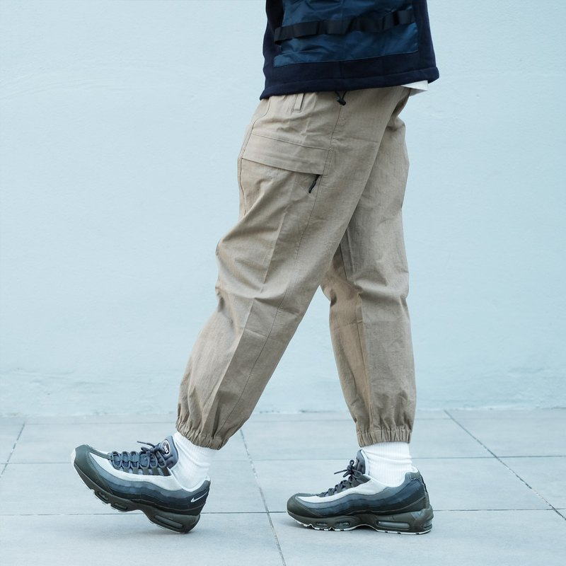 Functional Jogger Pants/Unisex/Chino/Trousers