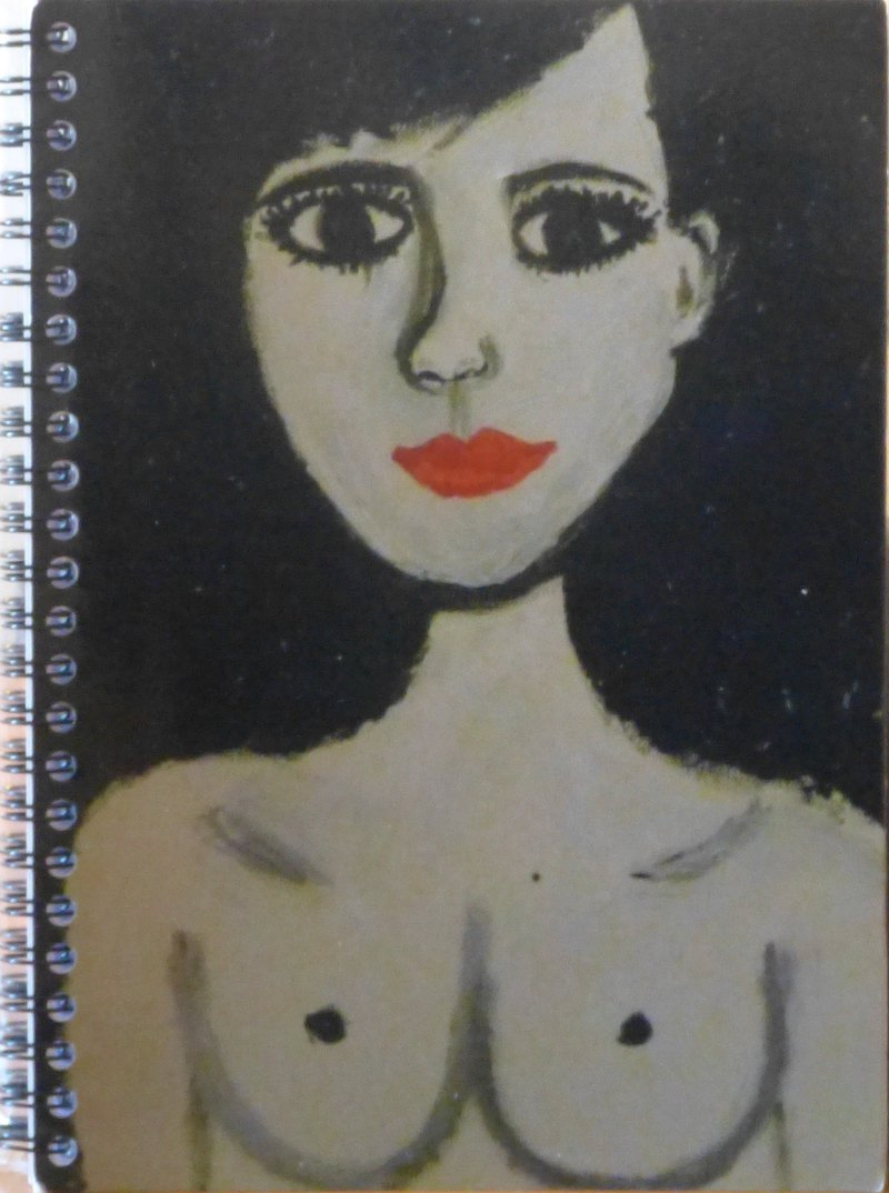 MèreSauvageFromParis: Anti-Portrait: Stylish NoteBook Made in France