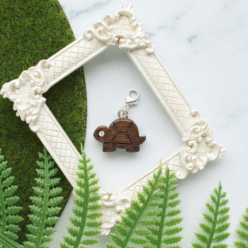 手工木製吊飾  龜 吊飾  禮物訂製