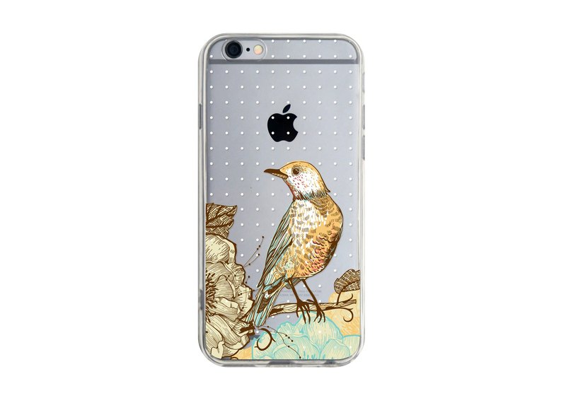 Color Bird - iPhone X 8 7 6s Plus 5s Samsung note S7 S8 S9 plus HTC LG Sony Mobile Phone Case Cover