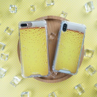 [Beer] anti-gravity drop mobile phone shell