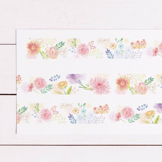 spring grace washitape craft paper