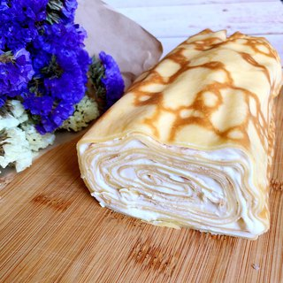 French Melaleuca Roll Honey Cheese