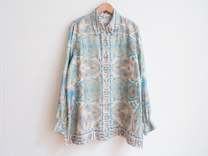 Vintage / Shirt / Long sleeve no.231 tk