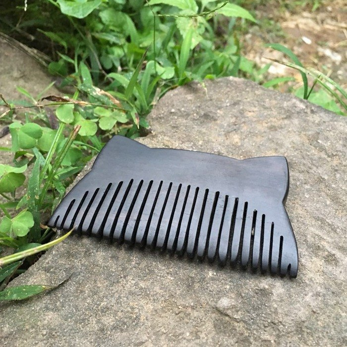 168 Woodworking Original Handmade Product Birthday Gifts Festive Gifts Cat Comb