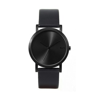 Minimal Watches : Metal Project Vol.02 - Titanium (Black)