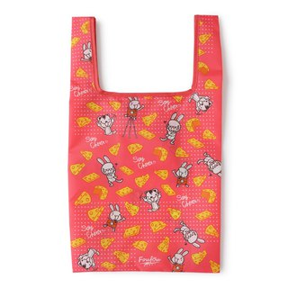 Foufou Shopping Bag - Say Cheese