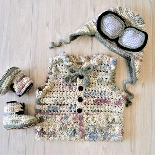 Hand-woven baby Miriam Gift Set (also available for the whole group to buy a discount Oh)