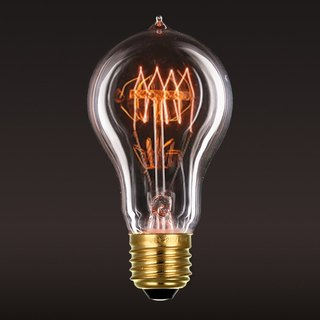 Good Form‧ Good shape | retro tungsten wire bulb ‧ water droplets (D) light bulbs