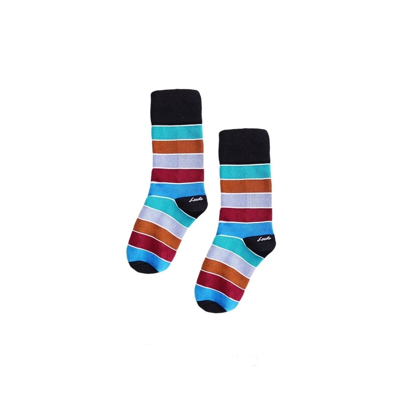 Kids Socks - Bradford, Chalk & Cheese - British Design for Children's Collection
