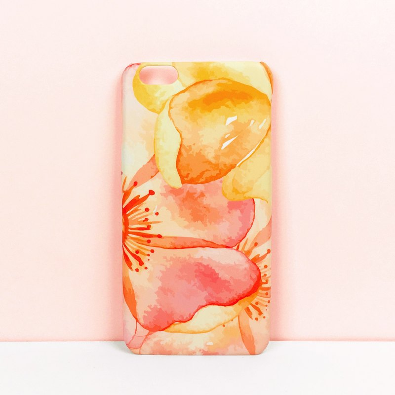 Autumn new product - hibiscus flower (iPhone.Samsung, HTC, Sony. ASUS mobile phone case)