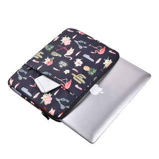 Protective Laptop Sleeve Bag for 13 - 15 Inch Macbook Air | Pro Retina, Cactus