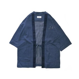 oqLiq - Project 01 - Braille Noragi Yeon Liang (Deep Blue Cross Embroidery)