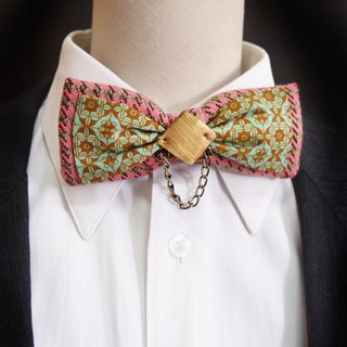 Retro party bow tie bow tie