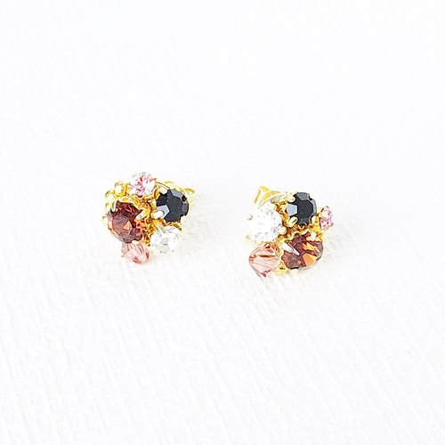 Bijou Mix Earrings P0021