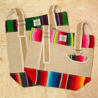 EARTH.er │ Mexican Tote Bag (Large)│