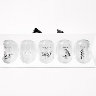 Bone series vials five gift boxes