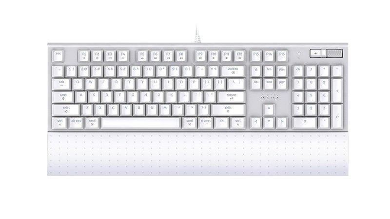 AZIO MK MAC mechanical keyboard (wired version) / Chinese and English keycap