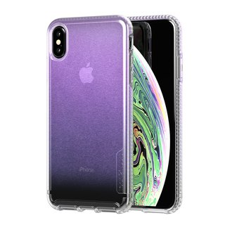 British Tech21PURE iPhone Xs anti-collision hard protective case (5056234707449)