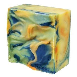 Art oil painting soap