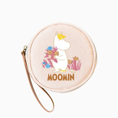 Moomin license - wallet (Pink), CH5AE04