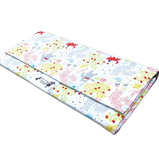 Out carrying type diaper pad - Forest Bear