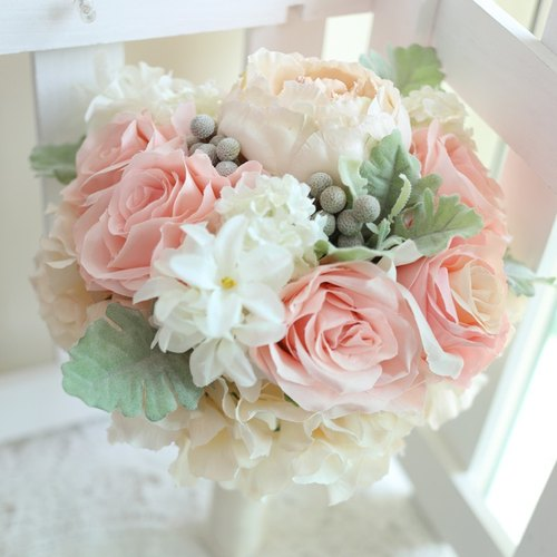 Wreaths Manor*Handmade jewelry bouquet*custom made ​​* ~ European suitors bouquet bouquet ~~~ NO.134