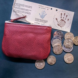 Universal Coin Purse Zip Coin Purse Minerva box Japanese YKK Zipper Gift English Brand