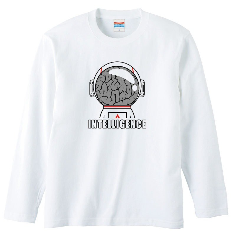 [Long sleeve T-shirt] INTELLIGENTSIA