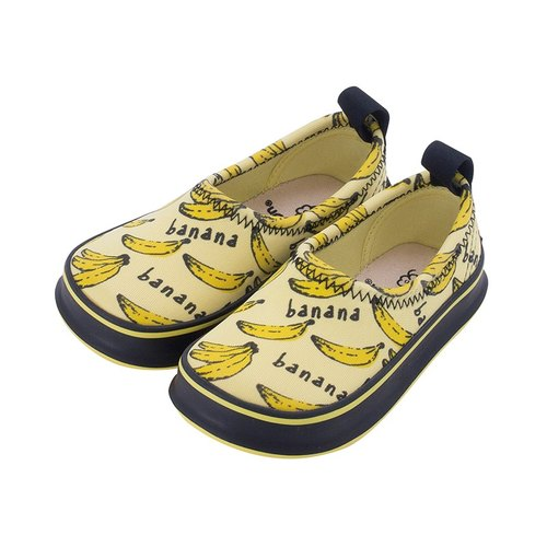 Japan SkippOn Children's Casual Shoes - Banana Paradise