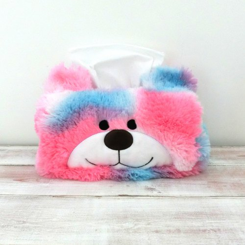 CANDY BEAR bubble gum bear paper cover