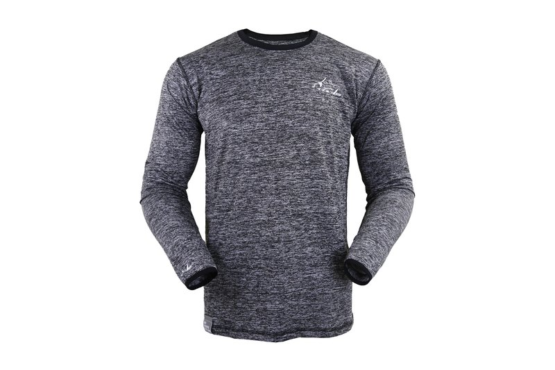 Tools NAKEDT Blend Long Sleeve TEE :: Black:: Comfort:: Casual